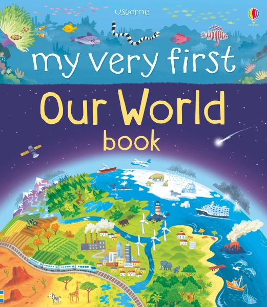 My very first our world book [0]