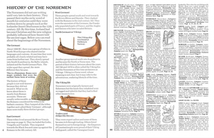 Norse Myths and Legends [2]