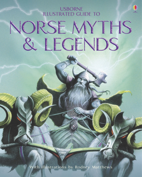 Norse Myths and Legends [0]