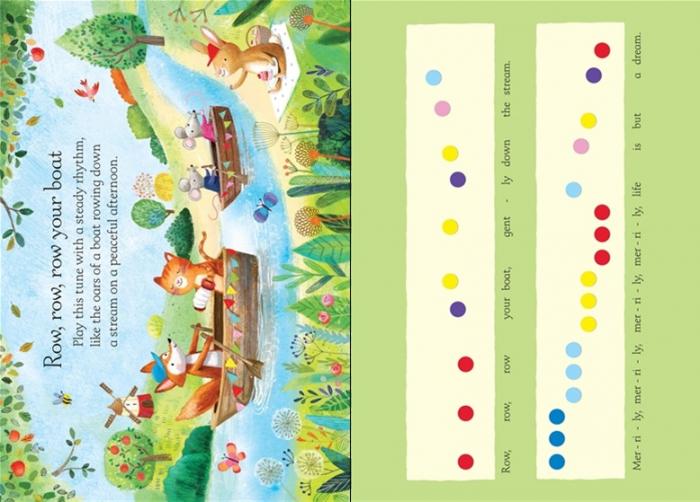 Nursery rhymes keyboard book [1]