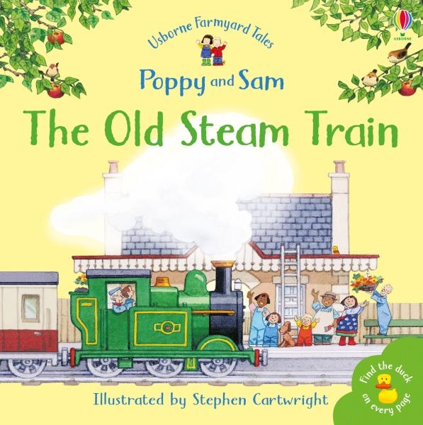 Old Steam Train [0]