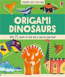 Origami dinosaurs [0]