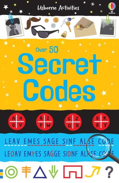 Over 50 secret codes [0]