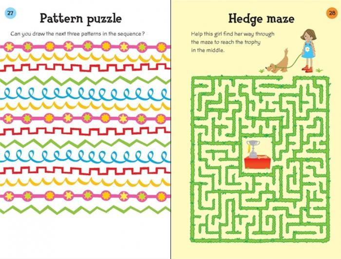 Over 80 brain puzzles [3]