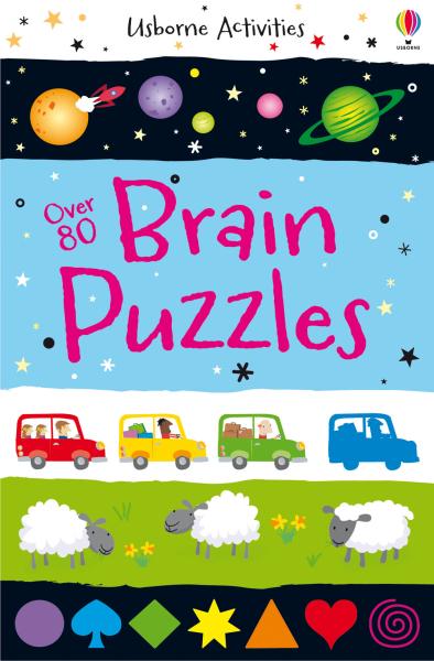 Over 80 brain puzzles [0]