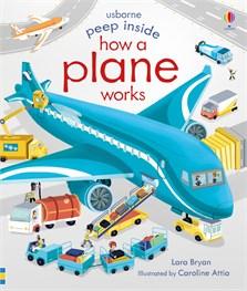 Peep Inside How a Plane Works [0]