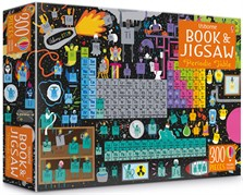Periodic table picture book and jigsaw [0]