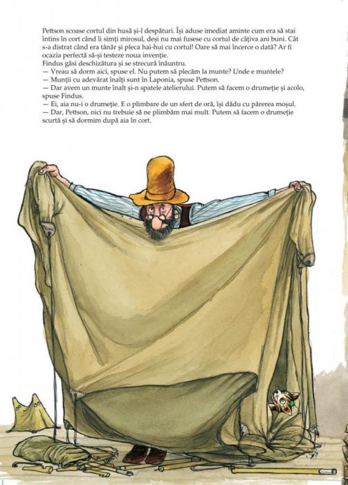 Pettson pleacă în excursie cu cortul [2]