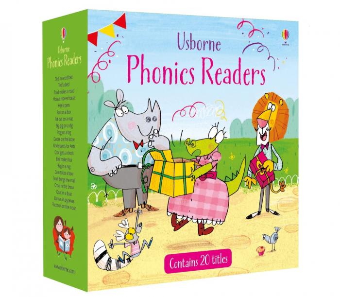 Phonics readers set 2 [0]