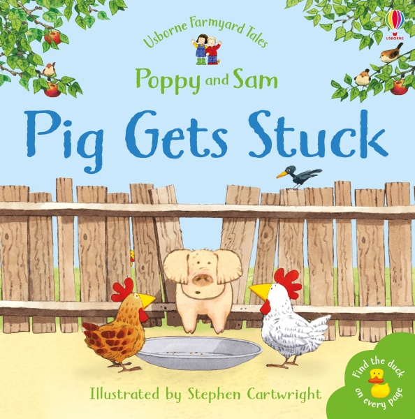 Pig gets stuck [0]