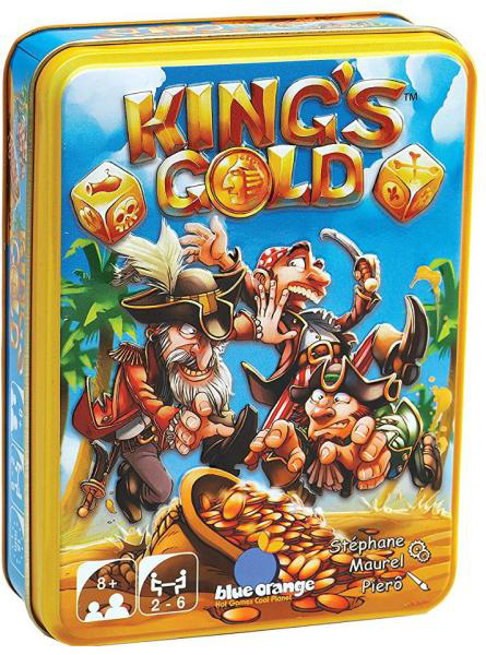 King's gold [0]
