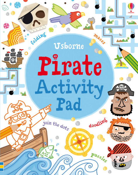 Pirate activity pad [0]