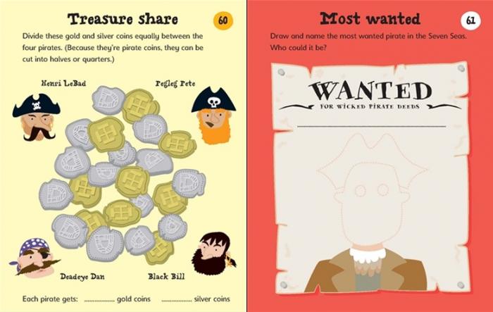 Pirate activity pad [1]