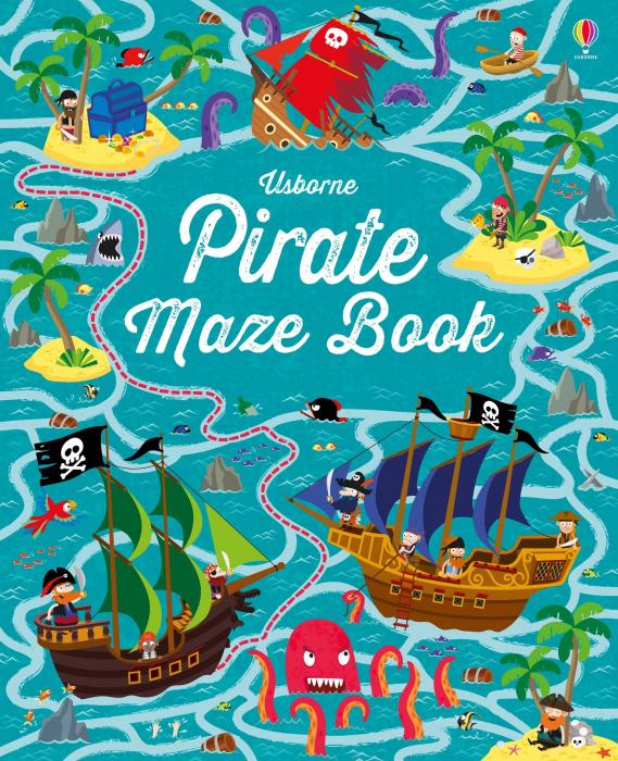 Pirate maze book [0]
