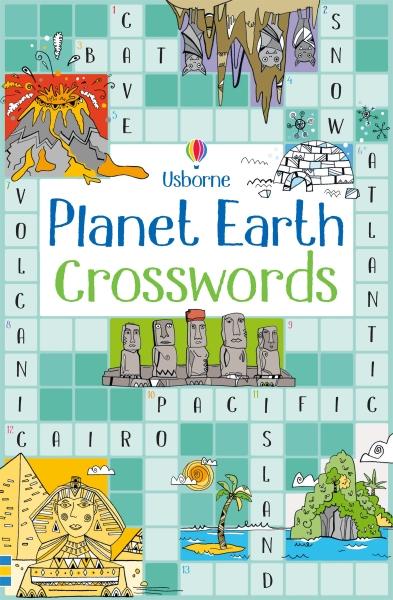 Planet earth crosswords [0]