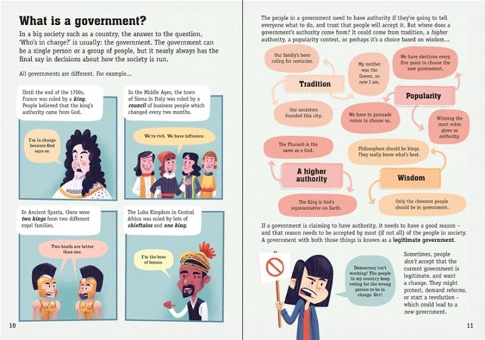 Politics for beginners [5]