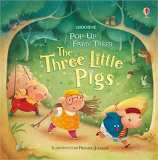 Pop-up three little pigs [0]