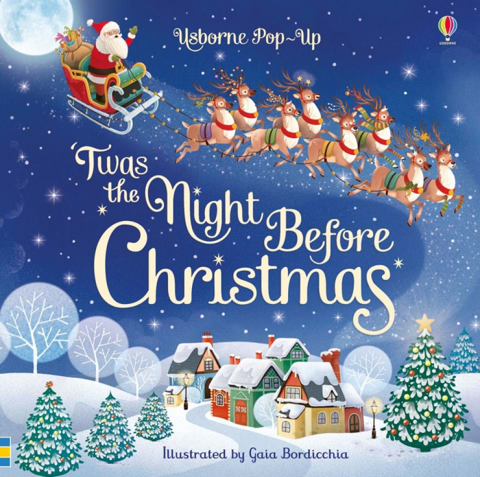 Pop-up 'Twas the Night Before Christmas [0]