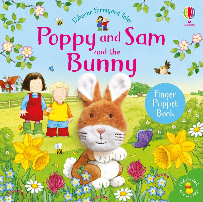 Poppy and Sam and the Bunny [0]