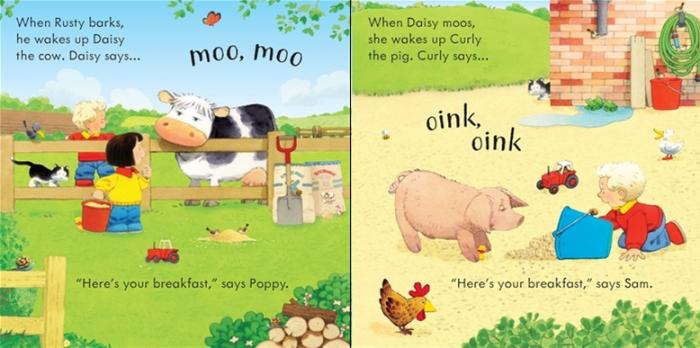 Poppy and Sam's animal sounds [2]