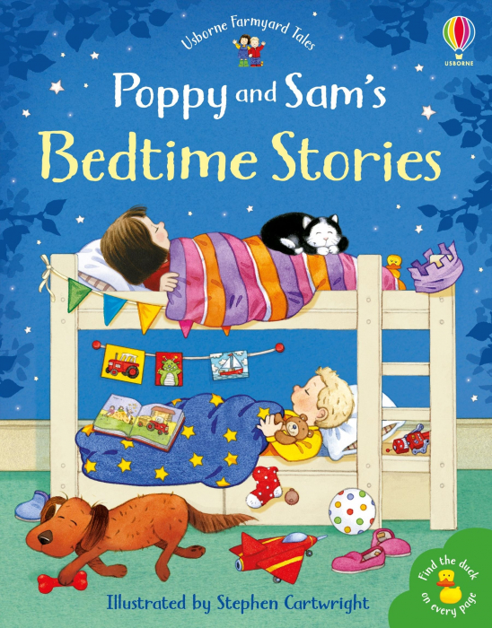 Poppy and Sam's Bedtime Stories [0]