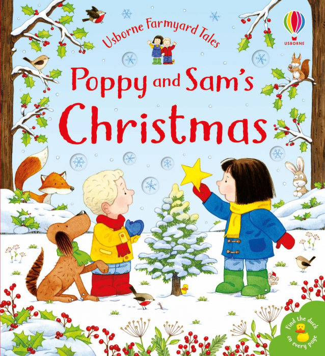 Poppy and Sam's Christmas [0]