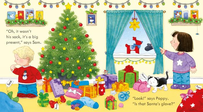 Poppy and Sam's Christmas [3]