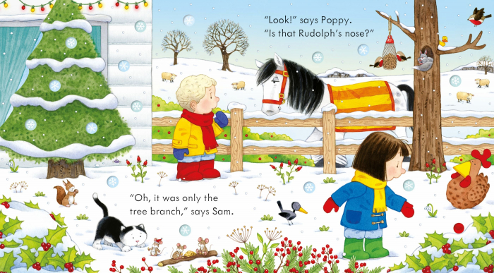 Poppy and Sam's Christmas [1]