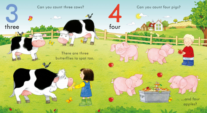 Poppy and Sam's Counting Book [6]