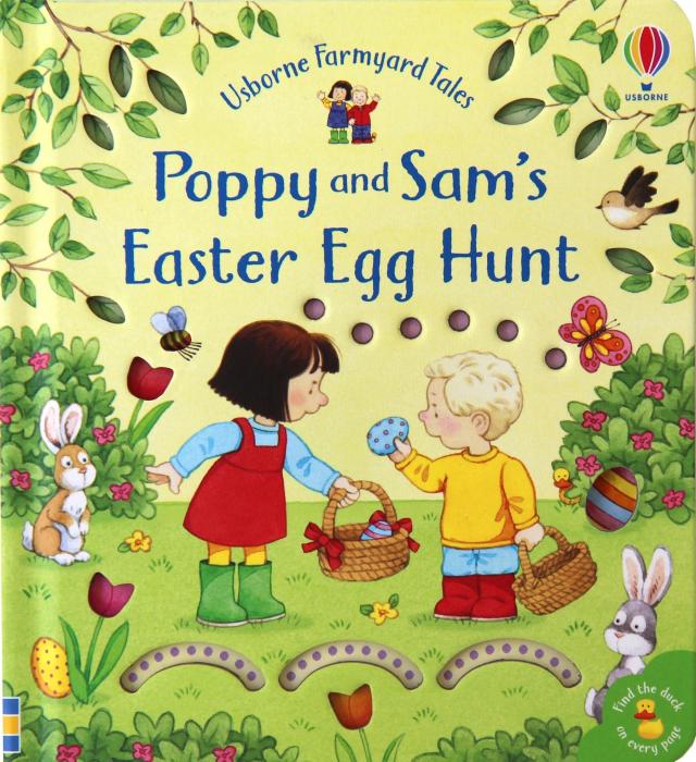 Poppy and Sam's Easter Egg Hunt [0]
