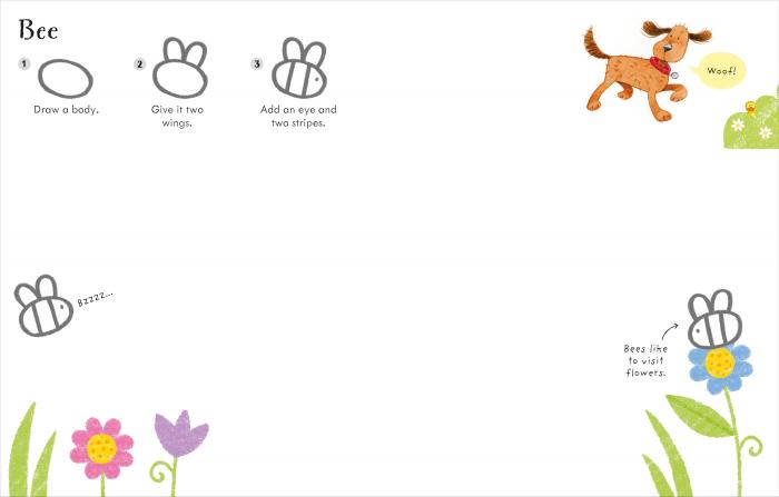 Poppy & Sam's Step-By-Step Drawing Book [3]