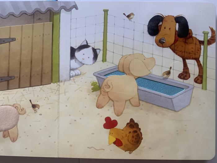 Popy and Sam's animal Hide-and-seek [8]