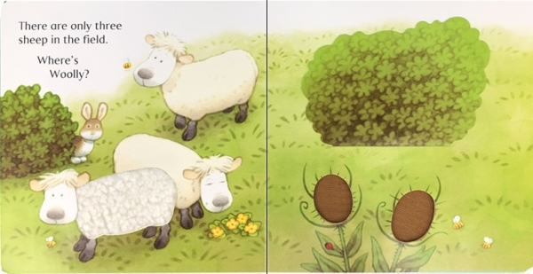 Popy and Sam's animal Hide-and-seek [4]