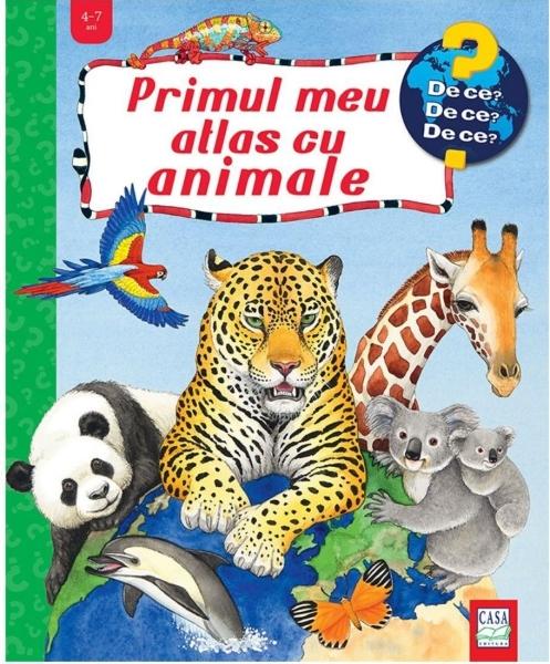 Primul meu atlas cu animale [0]