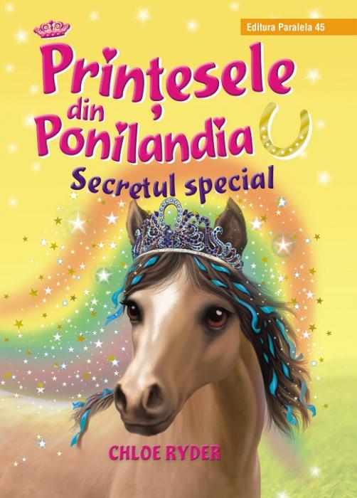 Prinţesele din Ponilandia 3. Secretul special [0]