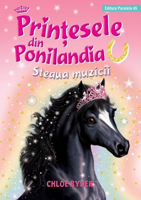 Prinţesele din Ponilandia 8. Steaua muzicii [0]