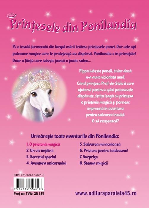 Prinţesele din Ponilandia 3. Secretul special [1]