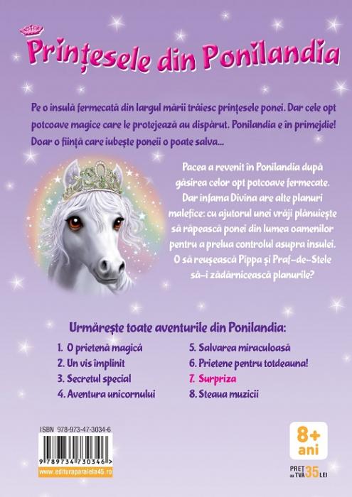 Prinţesele din Ponilandia 7. Surpriza [1]