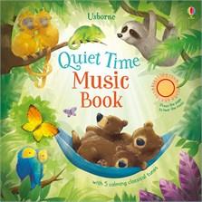 Quiet time music book [0]
