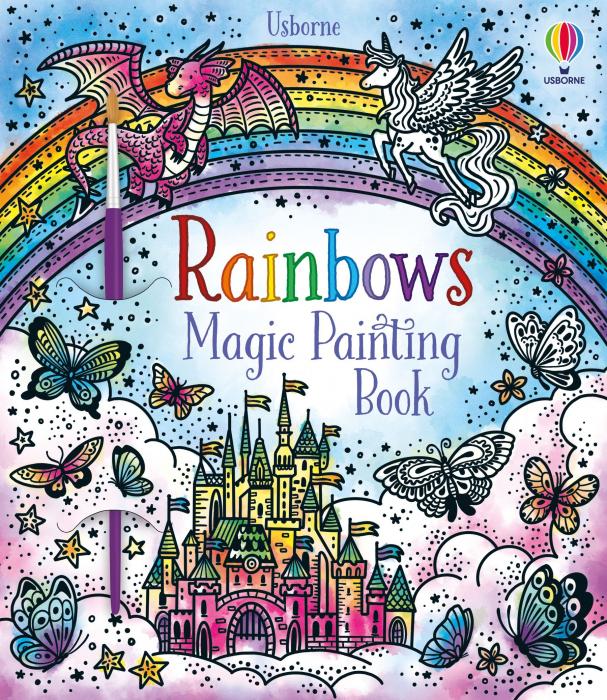 Rainbows Magic Painting [0]