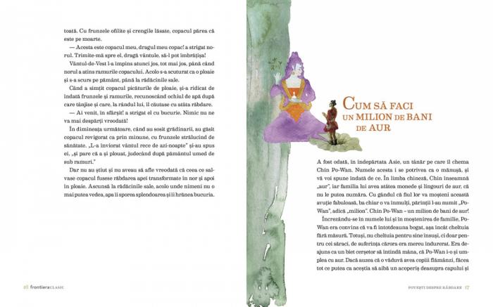 Regele Curcubeu și alte povești despre răbdare [7]