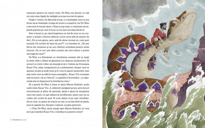Regele Curcubeu și alte povești despre răbdare [8]