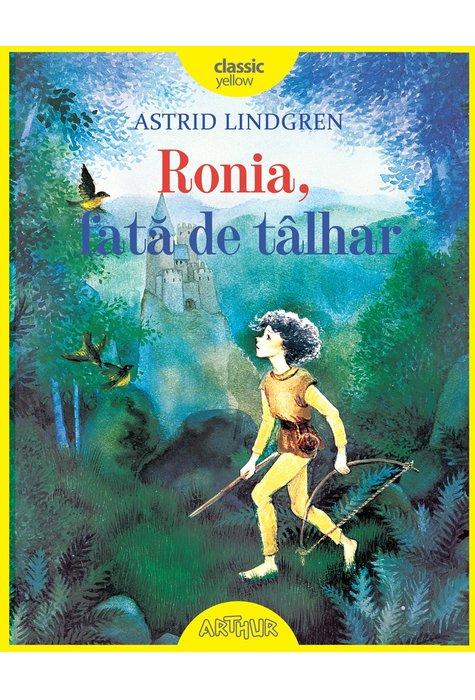 Ronia, fată de tâlhar [0]
