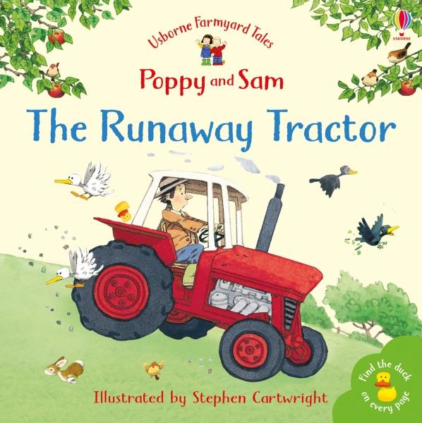 Runaway Tractor [0]