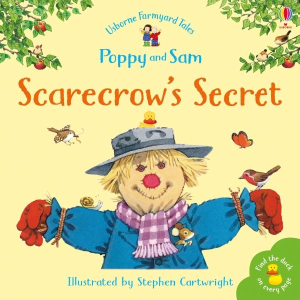 Scarecrow's Secret [0]