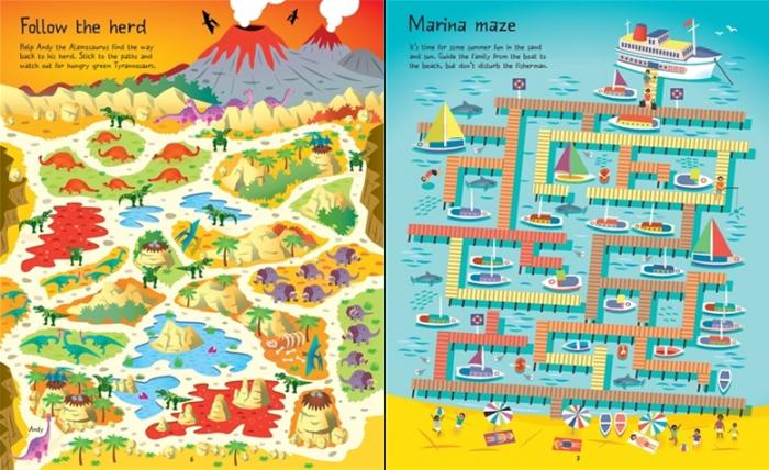 Second big maze book [1]
