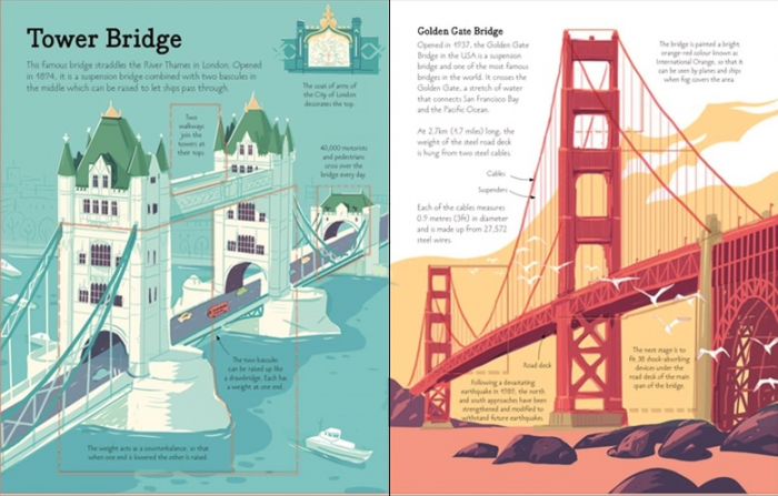 See inside bridges, towers and tunnels [2]