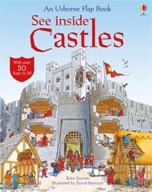 See inside castles [0]