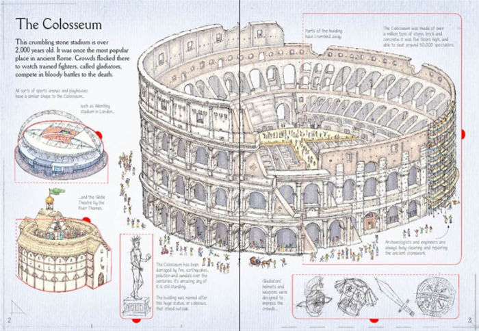 See inside famous buildings [1]