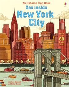 See inside New York City [0]